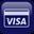 Zahlung mit Kreditkarte möglich