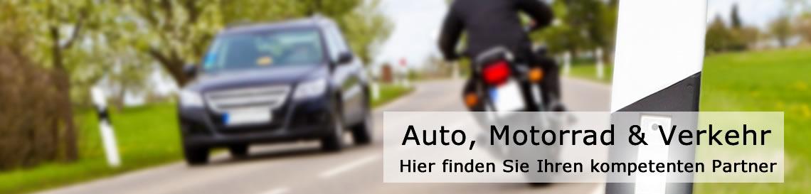 Auto, Motorrad & Verkehr
